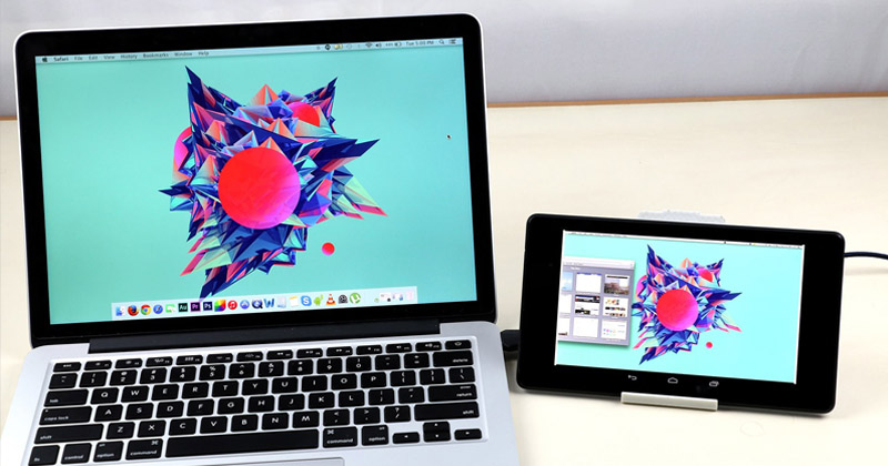 How To Use An Android Device As A Second Monitor For Your PC