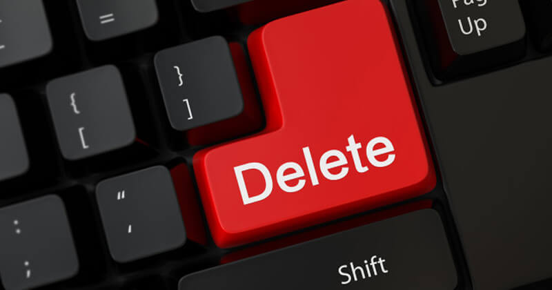 How To Delete Yourself From The Internet By Pressing One Button