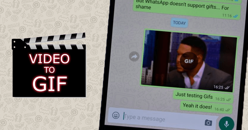 How To Convert Video To GIF With Your Android Device