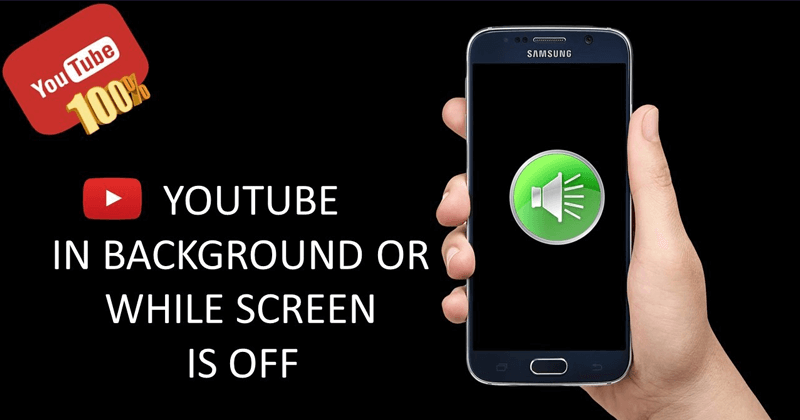How To Play YouTube Videos With The Screen Off On Android (No Root)