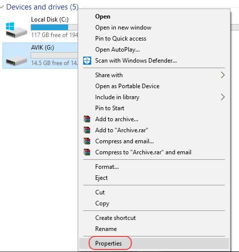 Use Pendrive As RAM