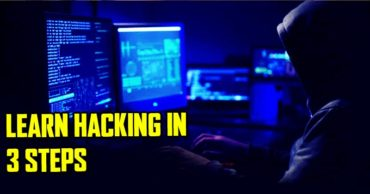 Here's How You Can Learn Hacking In 3 Steps