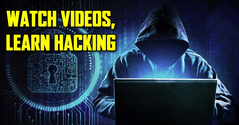 YouTube channels to learn ethical hacking
