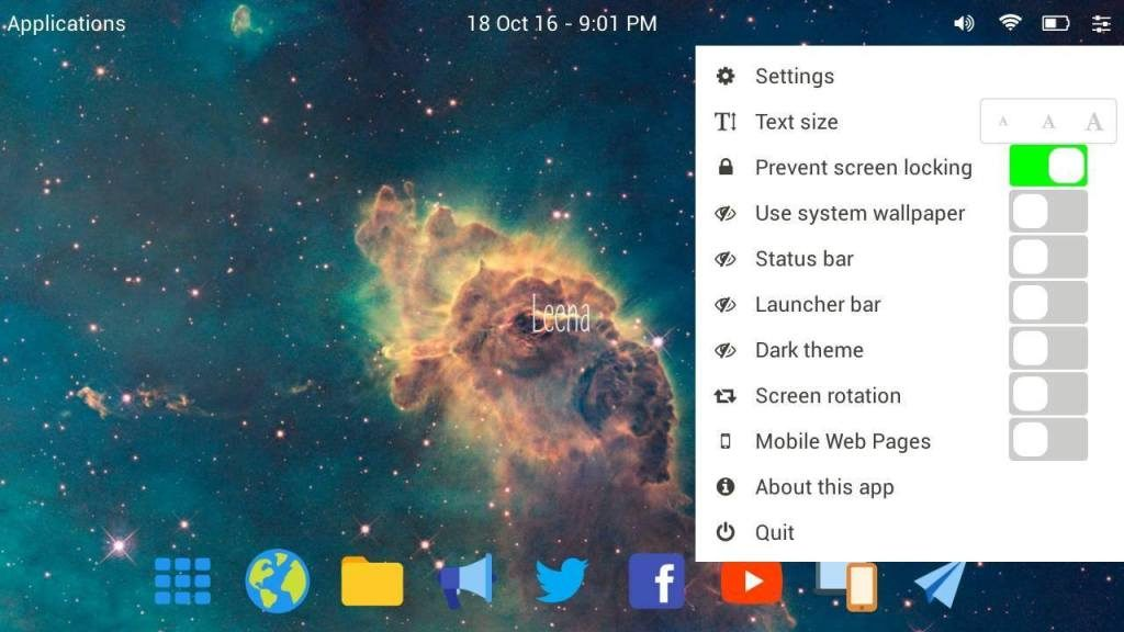Transform Your Android UI Just Like Mac OS