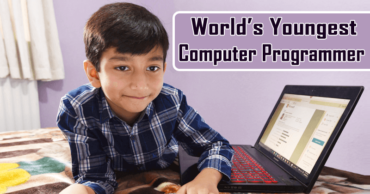 Meet The World's Youngest Computer Programmer Is Only 7, Aims To Be Next 'Bill Gates'