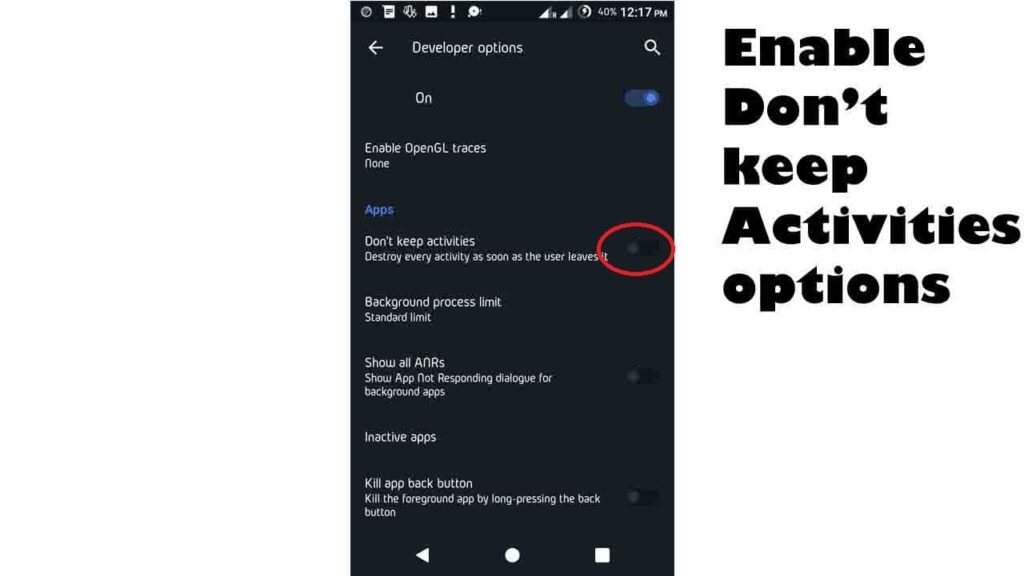 Make Your Android Device Faster