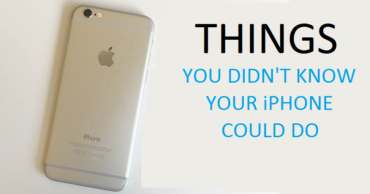 10 Incredible Things You Didn't Know Your iPhone Could Do