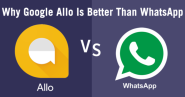 5 Reasons Why Google Allo Is Better Than WhatsApp