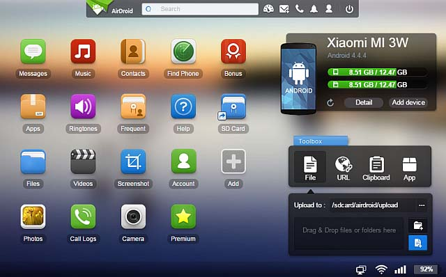 Control Your Android Device Using Your Computer
