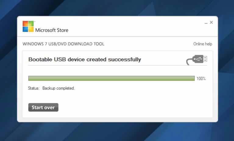 Create Bootable USB/Pendrive Of Windows