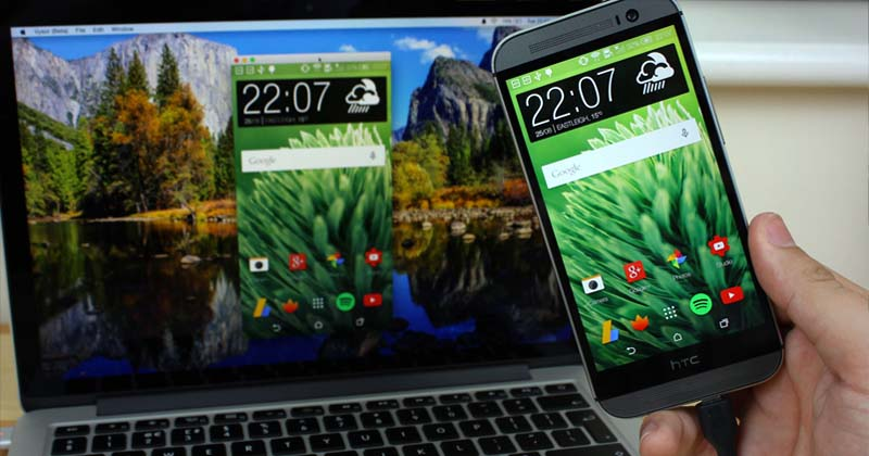 How To Control Your Android Device Using Your Computer