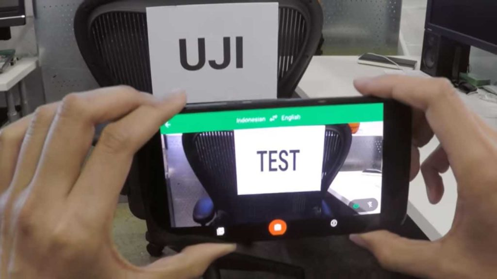 Use Your Smartphone's Camera To Translate Anything