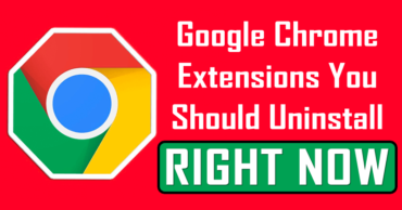 7 Google Chrome Extensions You Should Uninstall Right Now