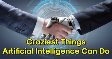10 Of The Craziest Things Artificial Intelligence Can Do