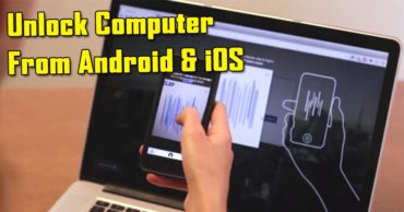How To Unlock Windows Computer From Android & iPhone