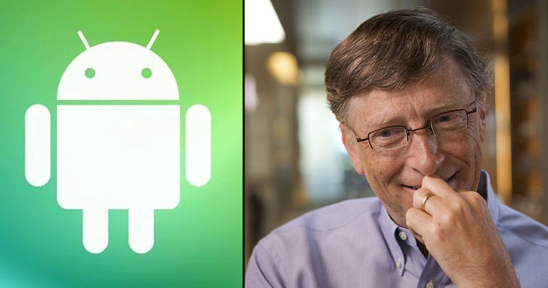 Even Bill Gates Uses An Android Phone Now, Has No Interest In An iPhone