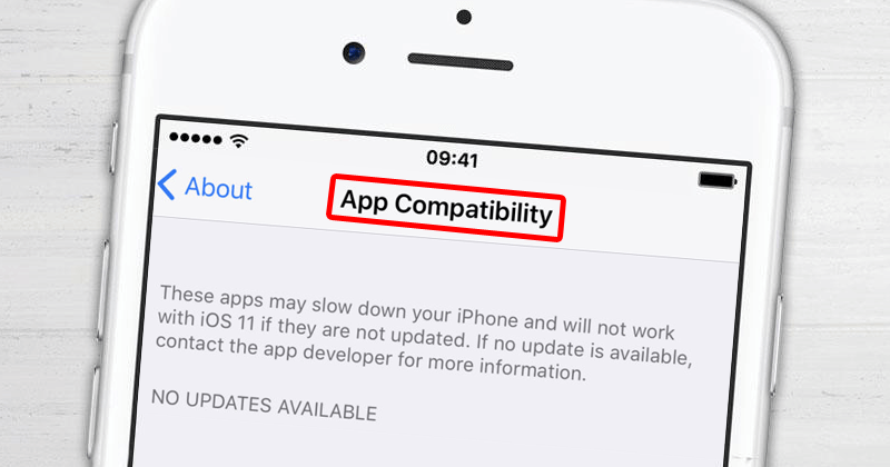 Here's How To Know Which Apps On Your iPhone Are Compatible With iOS 11