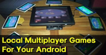 Top 5 Best Local Multiplayer Games For Your Android