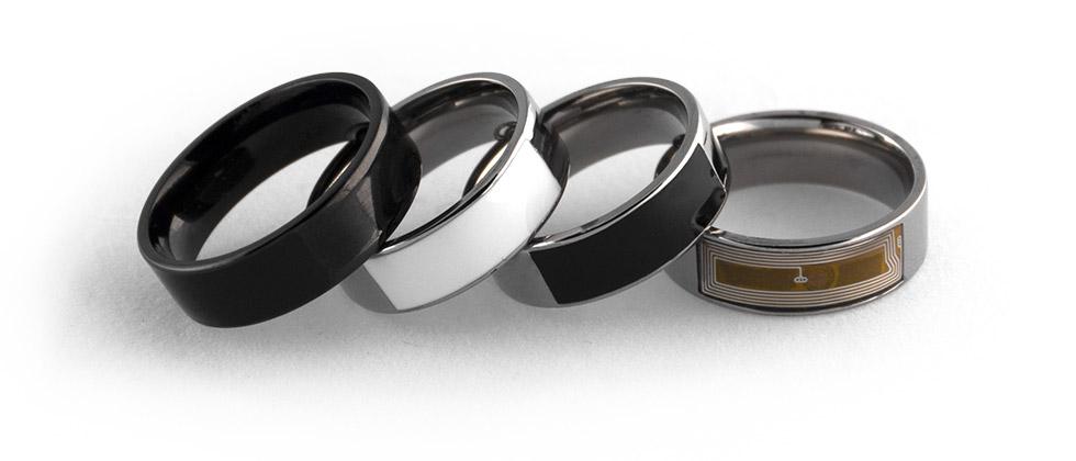 NFC Smart Rings