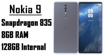 Nokia 9 With Snapdragon 835, 8GB RAM, 128GB Internal Spotted Online
