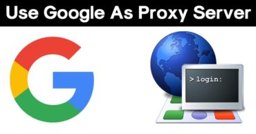 How To Use Google Services As Proxy Server