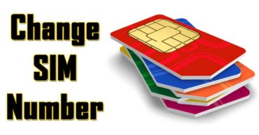 How To Change Your SIM Number Using Android