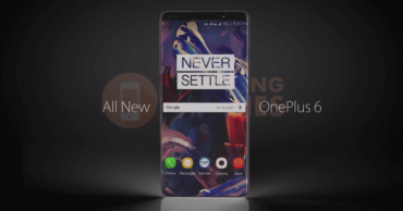 This OnePlus 6 Design Concept Sports Glowing Back Logo