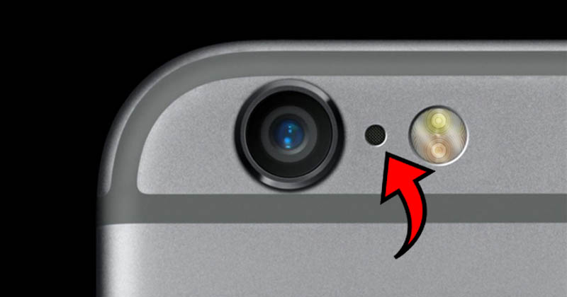 Here's Why There's A Tiny Hole Next To Your iPhone Camera