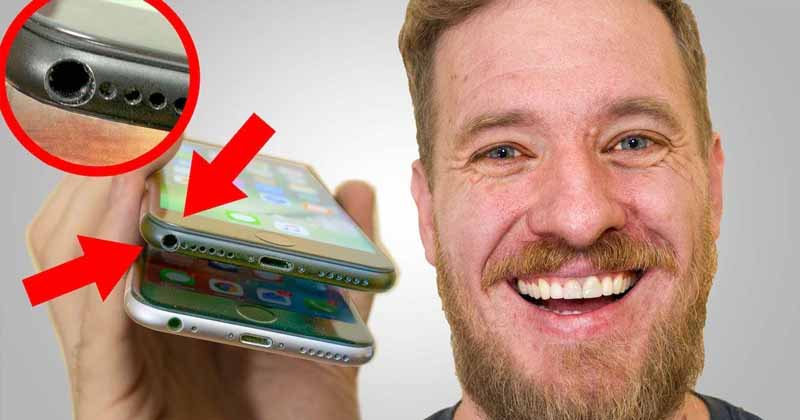 This Man Built His Own iPhone 7 With 3.5 mm Headphone Jack
