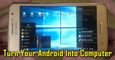 How To Turn Your Android Into Full Functional Computer
