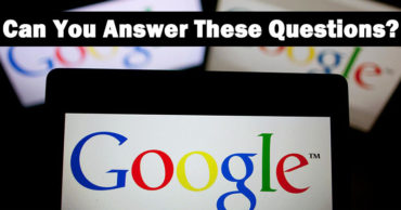 Can You Answer These 20 Difficult Questions Asked In Google Interviews?