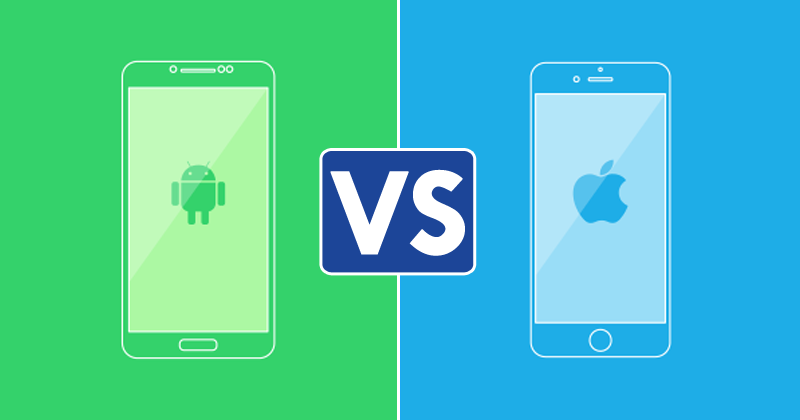 Here's Is The List Of Reasons Why An Android Smartphone Is Better Than An iPhone