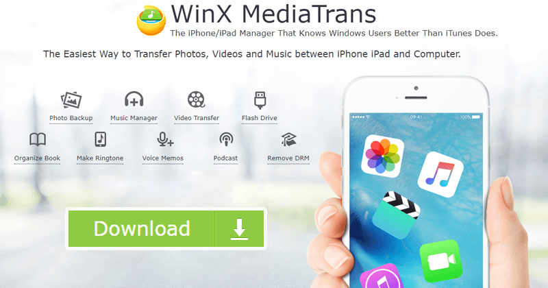 How To Flexibly Backup Your iPhone Media Files Without iTunes In Windows