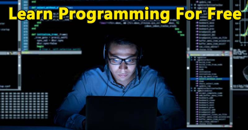 Top 10 Best Websites To Learn Programming For Free