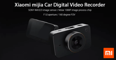 Meet The Best DASHCAM - Xiaomi Mijia Car DVR Camera