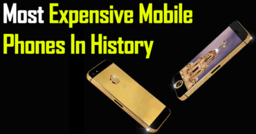 Top 10 Most Expensive Mobile Phones In History