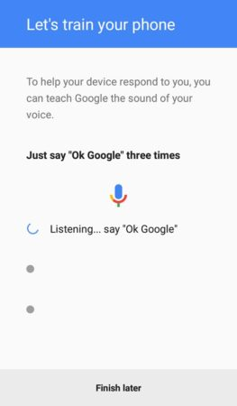 Unlock Your Android Phone With Voice Command
