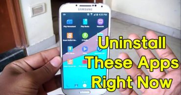 8 Android Apps That You Must Uninstall Right Now