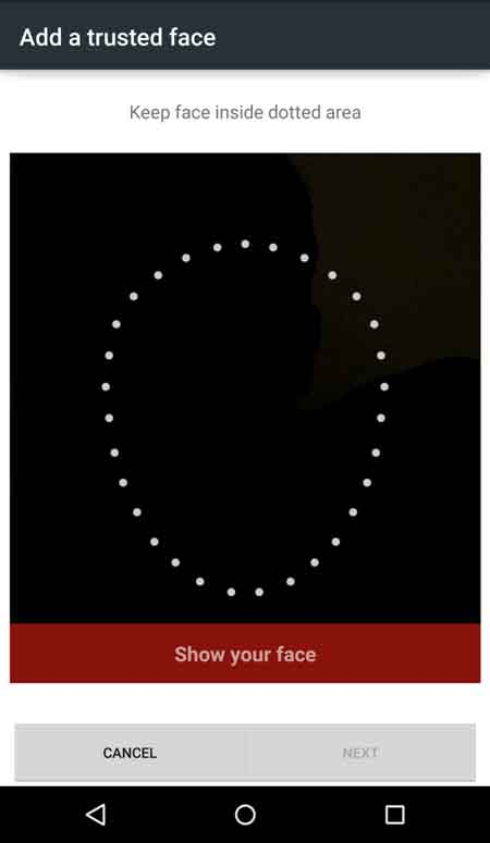 Unlock Your Android Device With Your Face