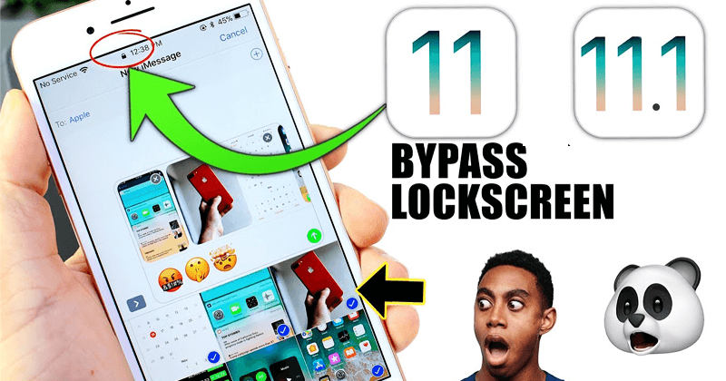 Unlock Any iPhone Without PASSCODE And Access Photo & More