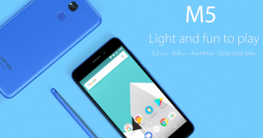 Vernee M5 - Meet The Beast With Pure Android