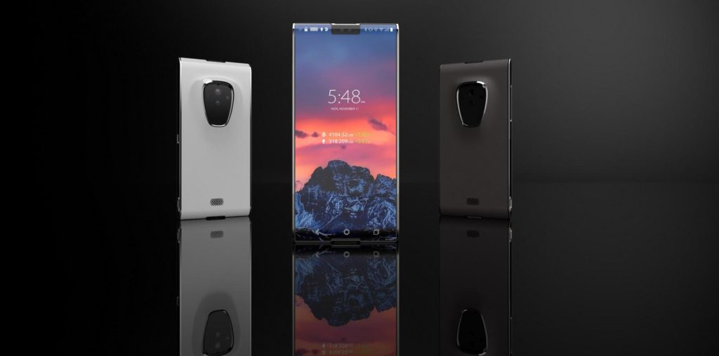 World's First Blockchain-Powered Phone