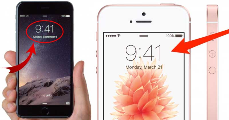 Here's Why iPhone Ads Always Show 9:41 As The Time