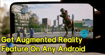 How To Get iPhone X Latest Augmented Reality Feature On Any Android