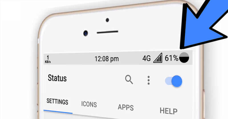 How To Change Android Status Bar Into Material Design