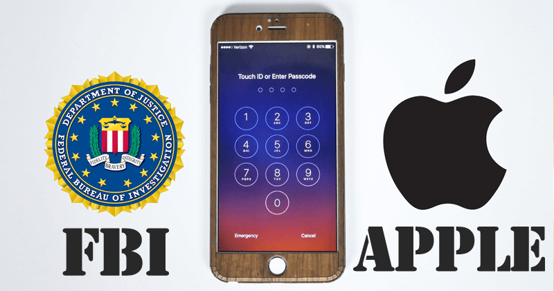 FBI vs Apple: FBI Ignored Apple Help To Unlock Texas Shooter's iPhone