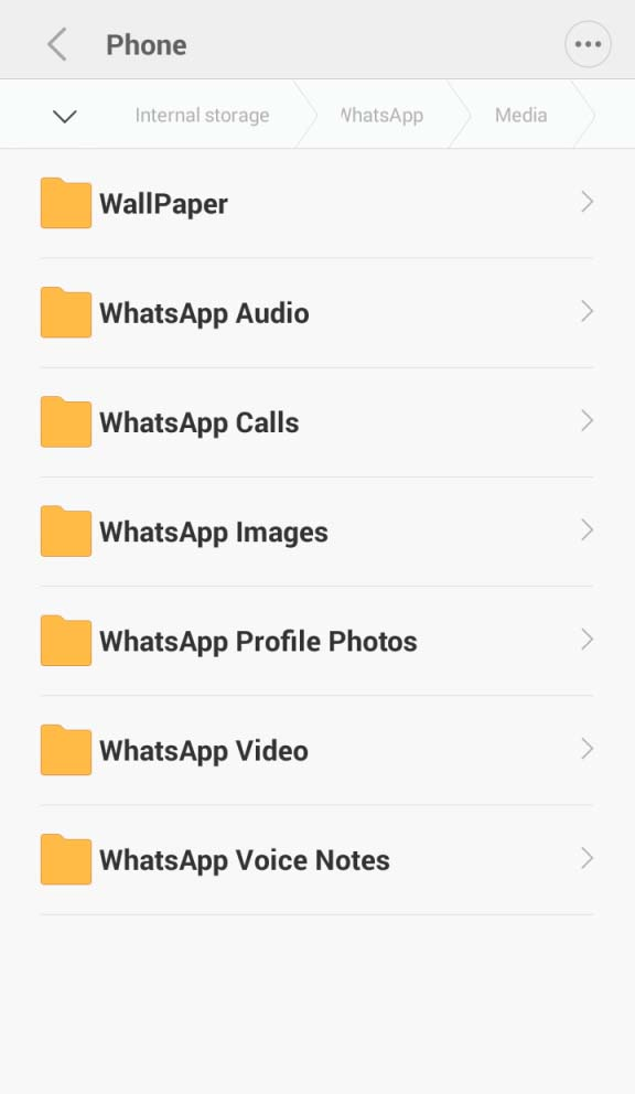 Hide WhatsApp Images & Videos From Your Phone's Gallery