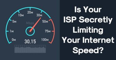 How To Find Out If Your ISP Is Secretly Limiting Your Internet Speed