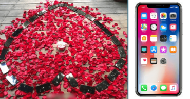 OMG! This Guy Bought 25 iPhone X To Propose His Girlfriend