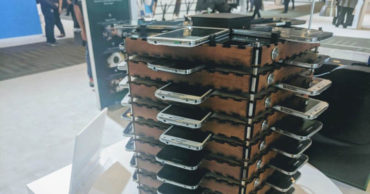 Samsung Turned 40 Old Galaxy S5s Into A Bitcoin Mining Rig